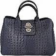 Кожаная женская сумка Лаура, фото 6