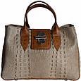 Кожаная женская сумка Лаура, фото 9