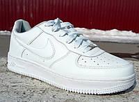 Кроссовки мужские белые Nike Air force 41 -46 р-р, фото 1