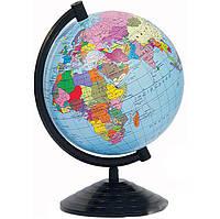 Глобус настольный диаметр 32см МаркоПоло на пластиковой ножке политический гп32