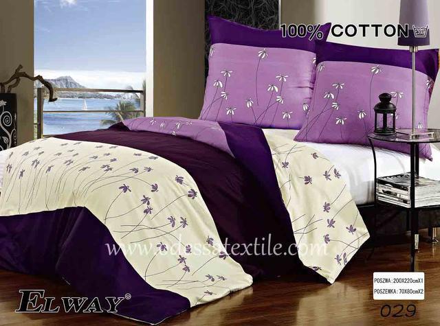 Комплект постельного белья ELWAY евро 029