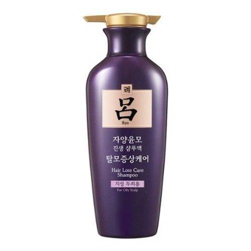 Шампунь против выпадения волос для жирной кожи головы Ryoe Jayang Yunmo Hair Loss Shampoo