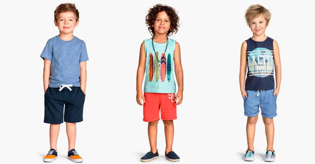 Одежда и белье для мальчиков