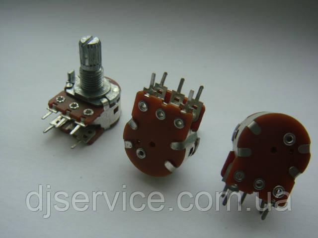 Потенциометр WH148 для пультов b2k, 15mm