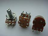 Потенциометр WH148 для пультов b2k, 15mm, фото 2