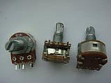 Потенциометр WH148 для пультов b2k, 15mm, фото 3