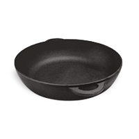 Сковорода жаровня чугунная 320х60 32см