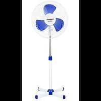 Вентилятор підлоговий (2 шт в уп., 45 Вт) ViLgrand VF401_blue