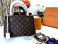 Стильная сумка Louis Vuitton Montaigne (реплика), фото 1