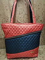 Женские сумка стеганная Стильная cумкa-мода Дутая Сумка женская спортивная  только оптом 39ebf1cfc81