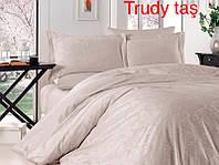 """Постельное белье First Choice (евро-размер) сатин-жаккард """"Trudy Tas"""", фото 1"""