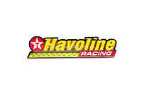Наклейка   HAVOLINE  (13х3см)