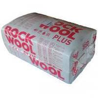 Мінеральна вата Rockwool ROCKMIN PLUS 50х1000х610 мм 10,98 м2/упаковка