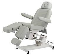 Педикюрно-косметологическое кресло 3706 (с 1 мотором), фото 1