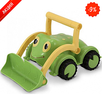 MelissaDoug MD6270 Froggy Bulldozer Бульдозер Лягушонок