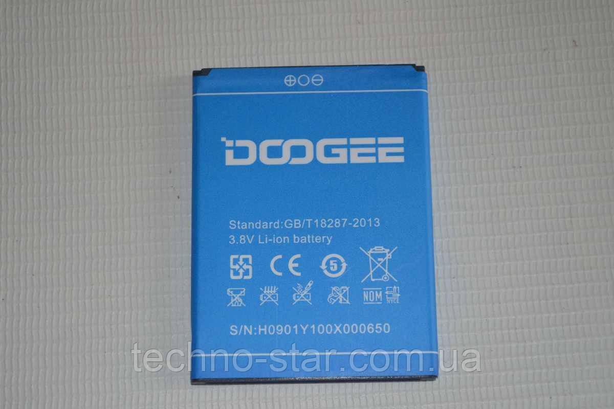 Оригинальный аккумулятор (АКБ, батарея) для Doogee Nova Y100X 2200mAh