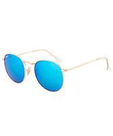 Солнцезащитные очки Ray-Ban Round Metal Голубой (RB3447 112/17)