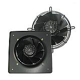 Осевой промышленный вентилятор Sigma 200, фото 3