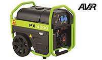 Бензиновый генератор PRAMAC PX4000 + АВР