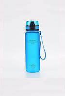Бутылка для воды Uzspace: 500 мл. Цвет: Синий