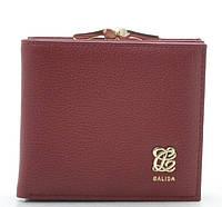 Женский кошелек Balisa C7177-005 wine red дешево кошельки женские кожзам оптом и в розницу
