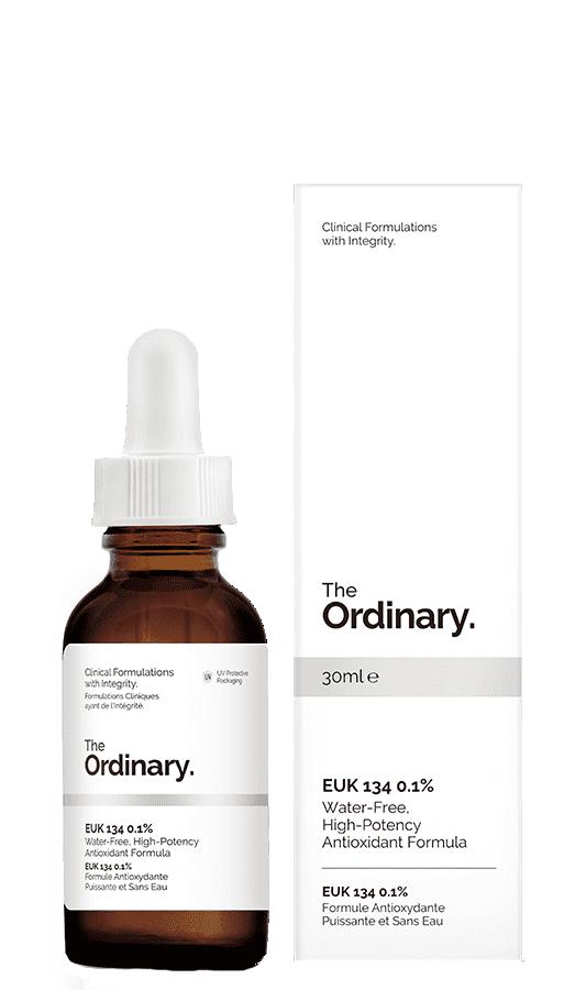 Сыворотка для стимуляции активности клеток The Ordinary – EUK 134 0.1% 30 мл
