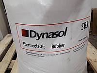 Каучук Стирол Бутадиен Стирольный SBS Rubber Dynasol 411 Испания