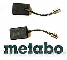 Щетки угольные Metabo для W1080 /343013000 оригинал