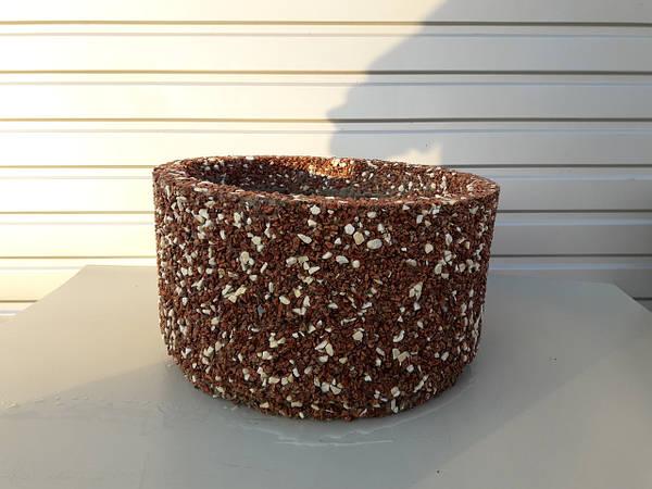 Мытый бетон вазон как восстановить бетон