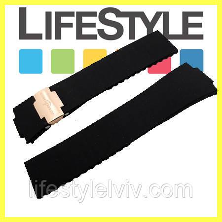 Ремешок мужской Ulysse Nardin Черный - Интернет магазин LifeStyle в Львове