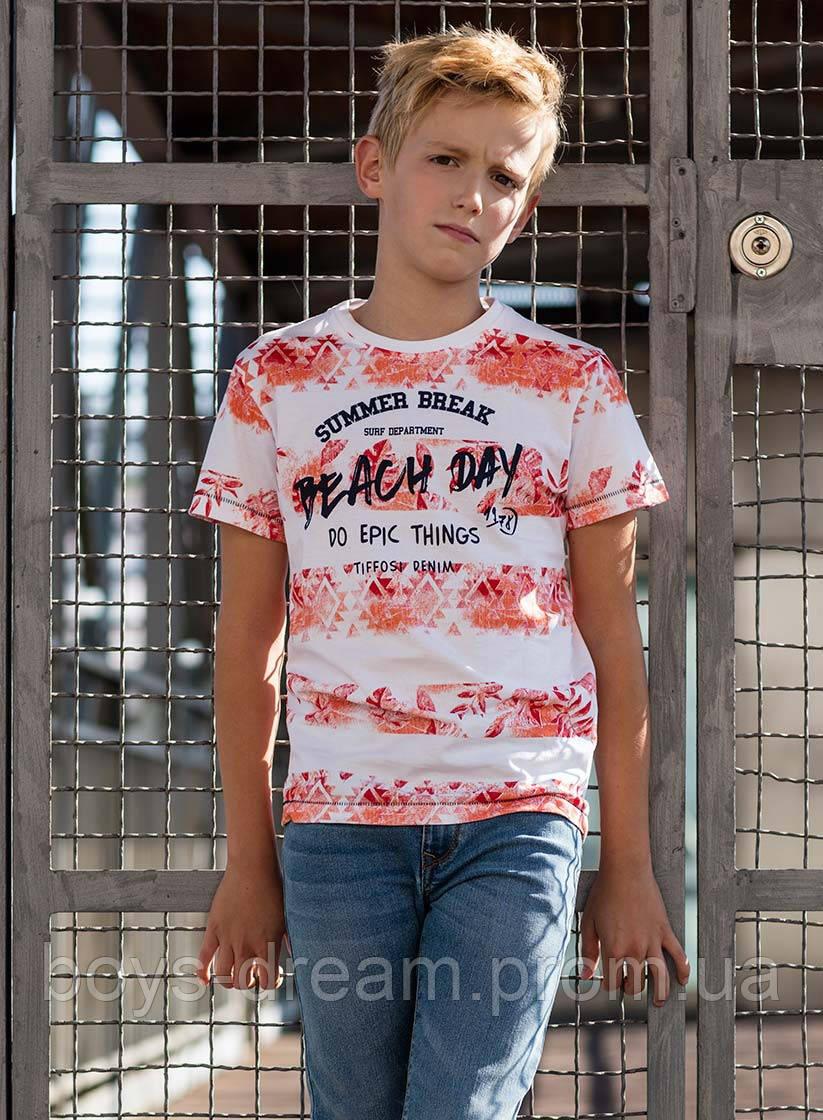 Футболка для мальчика  6-15 лет. Португалия.