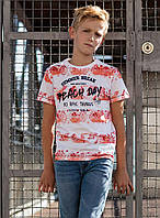 Футболка для мальчика  6-15 лет. Португалия., фото 1