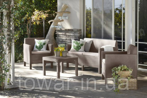 Набор мебели Allibert Orlando Set MAX