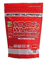WHEY PROTEIN PROFESSIONAL 500 ГР  SCITEC сывороточный протеин