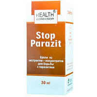 Stop Parazit - капли от паразитов от Health Collection (Стоп Паразит), 30 мл