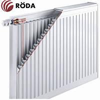Радиатор стальной Roda RSR 500х1100 ➔ 11 ТИП ➔ боковое подсоединение