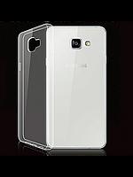 Ультратонкий силиконовый чехол 0,3 мм для Samsung Galaxy A510, фото 1