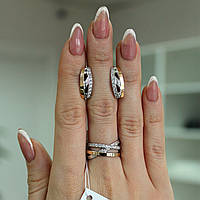 Серебряное кольцо Арт. 052