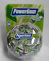 Жевательная резинка пластинки с мятным вкусом Power Gum  300 шт Турция