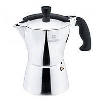 Гейзерная кофеварка Vinzer 6 чашек 89389