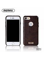 Чехол Remax Maso для iPhone 7 \ Brown, фото 1