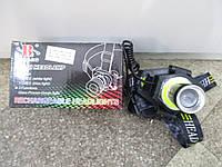 Налобный фонарик BL-T592-T6+cob
