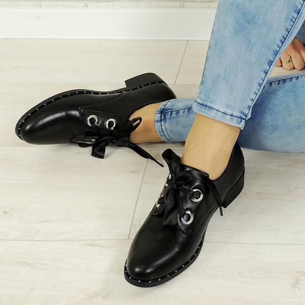Туфли NC170 Black