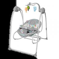 Детская колыбель-качеля, кресло-качалка  CARRELLO Molle CRL-10301