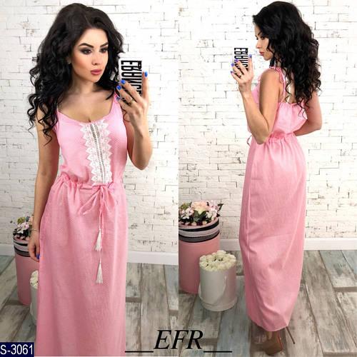 Платье S-3061
