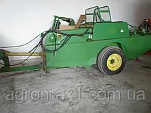 Пресс-подборщик тюковый John Deere 332