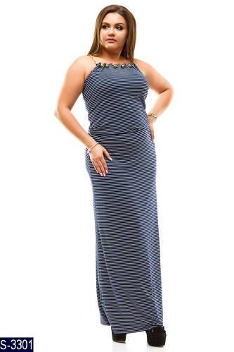 Платье S-3301