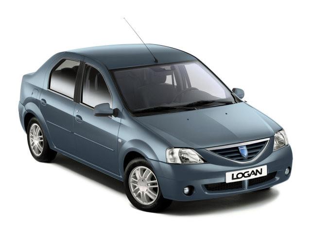 Dacia Logan (09.2004-)