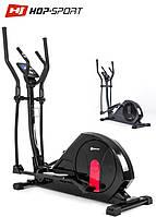 Орбитрек Hop-Sport HS-55E Elite black/red iConsole+ . ГАРАНТИЯ 2 года, для дома и спортзала