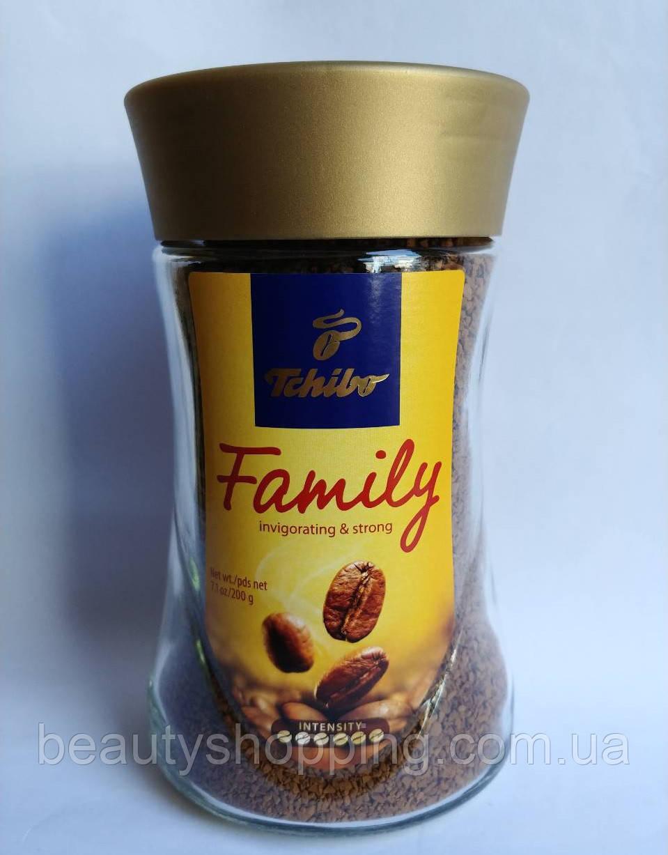 Кофе растворимый Tchibo Family 200 g